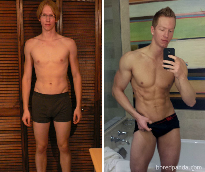 My 2.5 Year Vegetarian Bodybuilding Progress