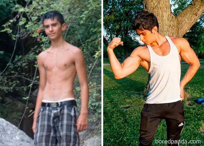 3 Year Body Transformation