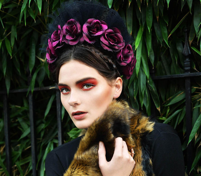 Black Passion For Victorian Style