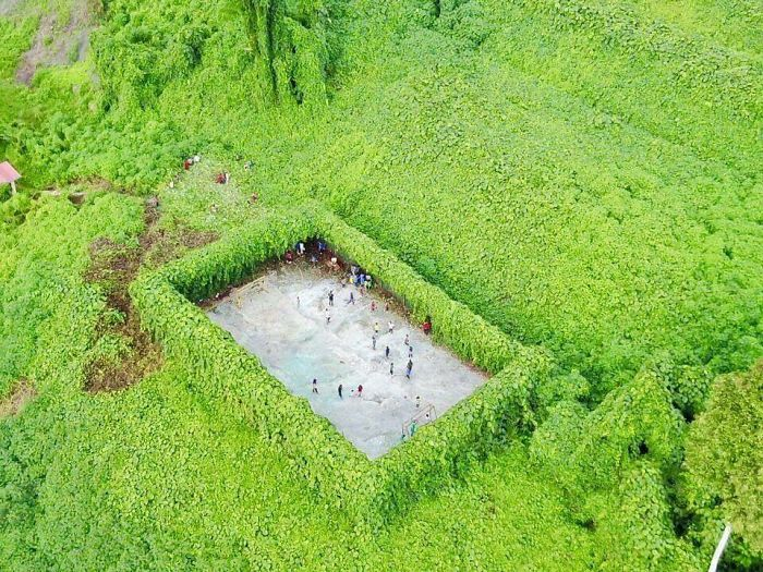 The World's Most Amazing Five-A-Side Football Field