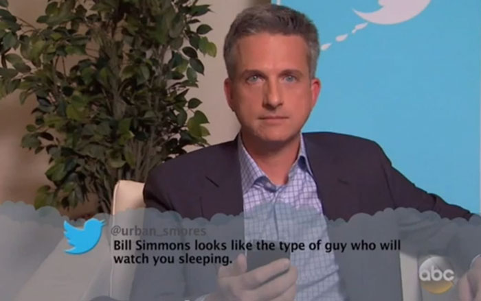 Celebrities Mean Tweets