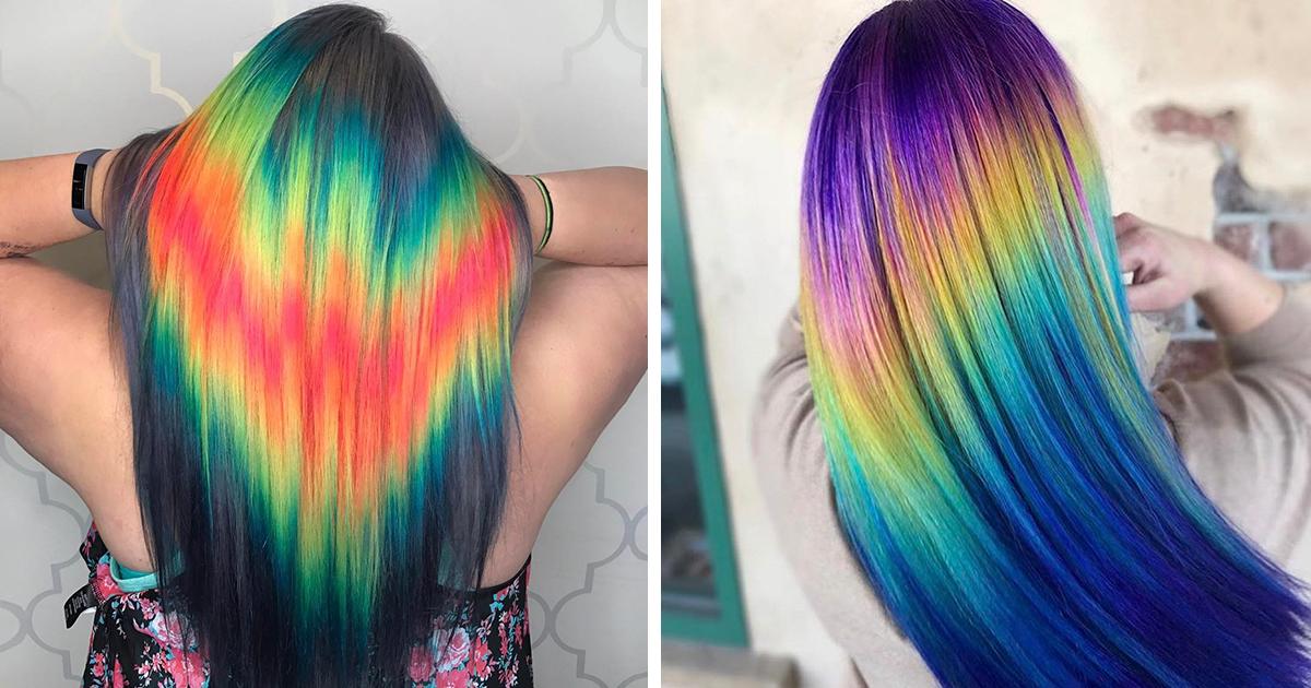 El cabello Shine Line es la nueva tendencia viral en instagram