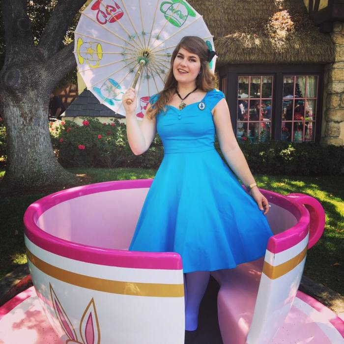 People Show Their Disney Love In Style For Dapper Day