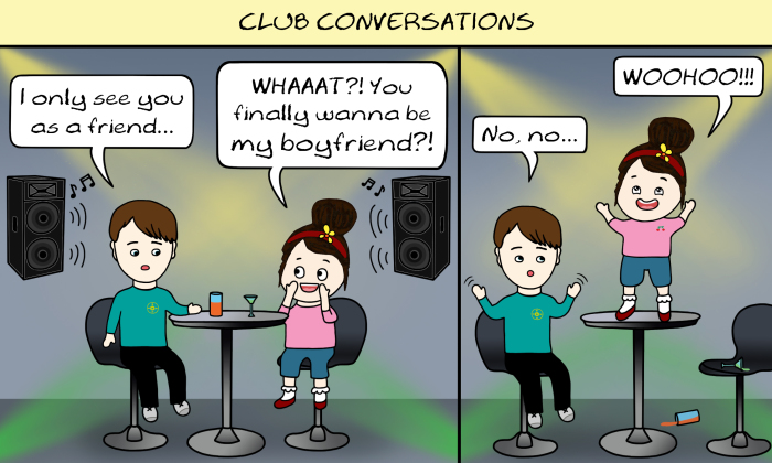 22 Funny Comics You Will Totally Relate To If Your Crush Doesn't Like You Back