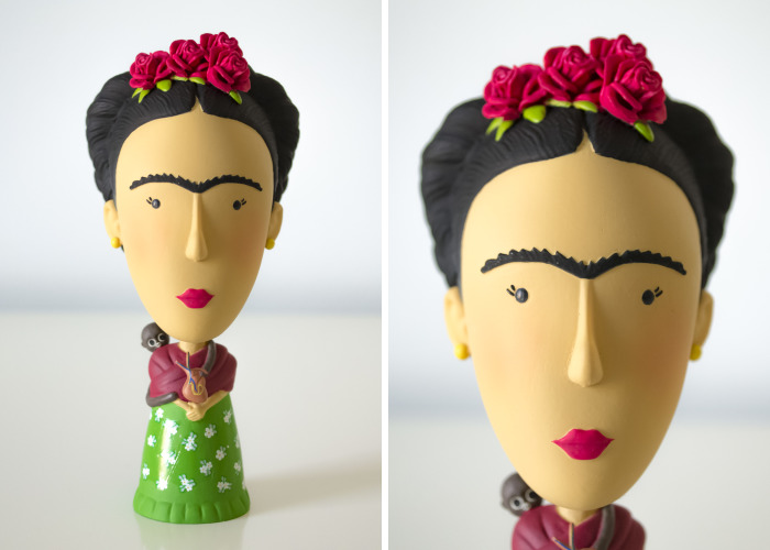 There's Now A Frida Kahlo Action Figure And It's Gorgeous!