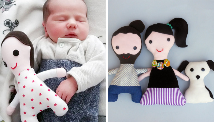 I Make Lookalike Dolls From People Pictures Or Selfies