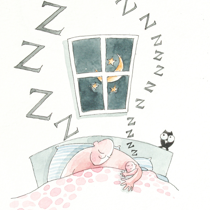 I Have Been Illustrating My Thoughts And Experiences As A New Dad