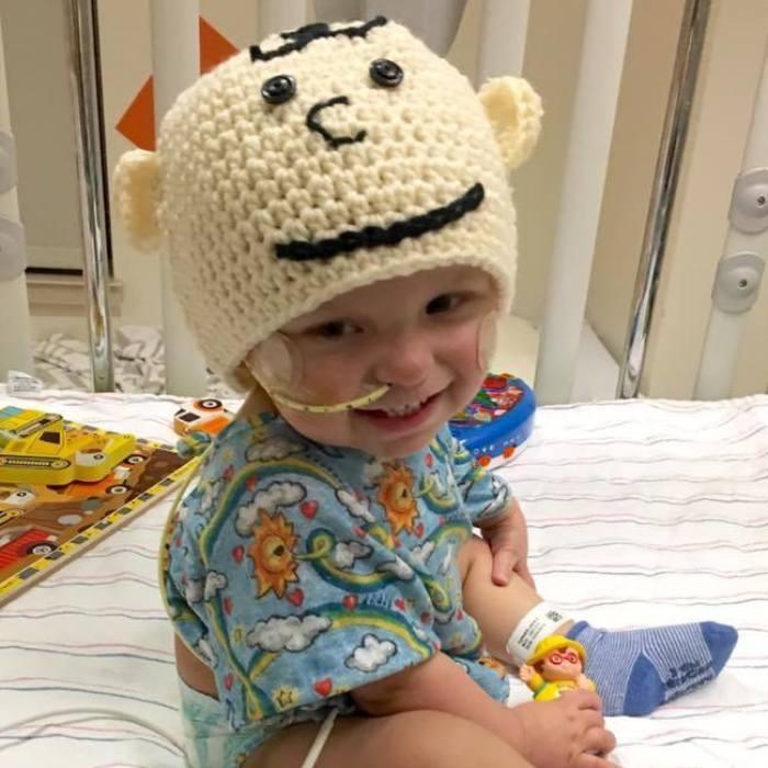 I Donate Hats To Ellie's Hats, For Kids Battling Childhood Cancer