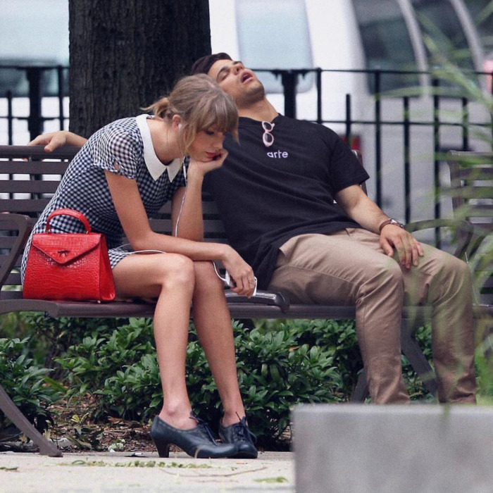 Este tipo normal ha dormido con más famosos que Taylor Swift