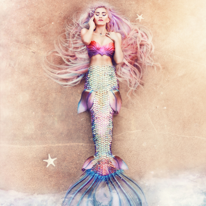 I Take Magical Mermaid Images Inspired By Fairytales