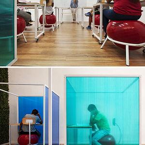 Cool Classroom For ADHD Teens In Israel