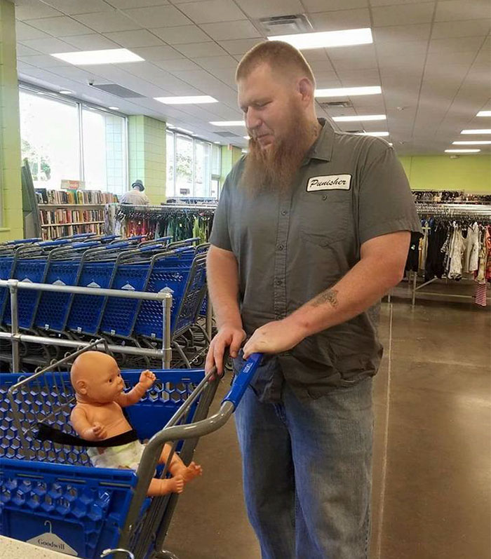 dad-buy-baby-doll-clothes-goodwill-store-8