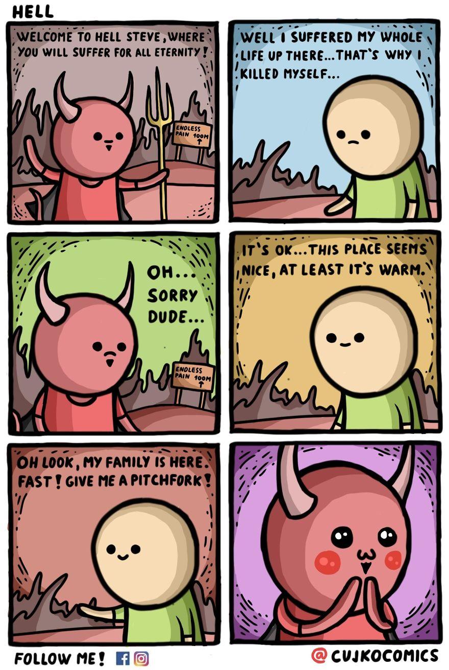 Hell...