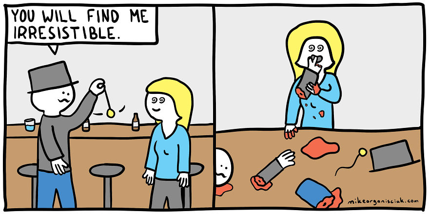 Comics With Twist Endings