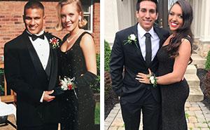 10+ Adolescentes que se pusieron el vestido antiguo de graduación de sus madres décadas después... ¡y triunfaron!