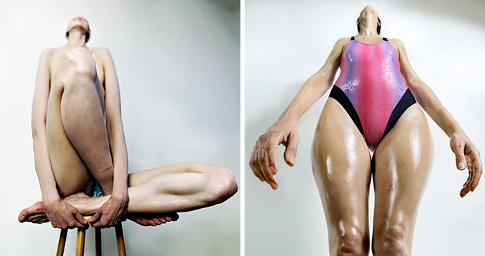 NSFW Photo Series Explores The Beauty Of Female Body From A Never-Seen-Before Perspective