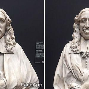 Faceapp Smiles