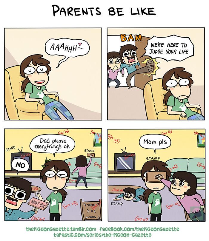 socially awkward funny