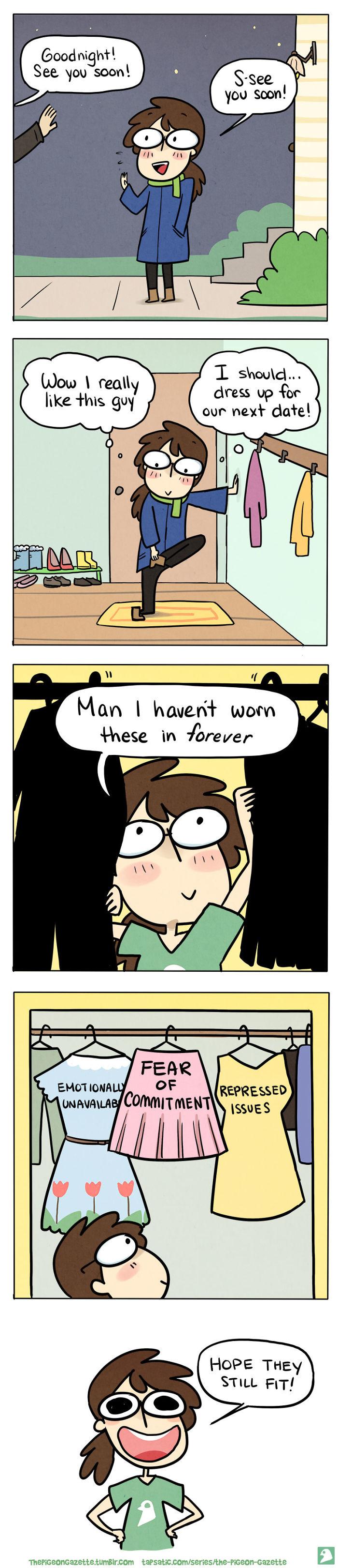 social awkwardness dating