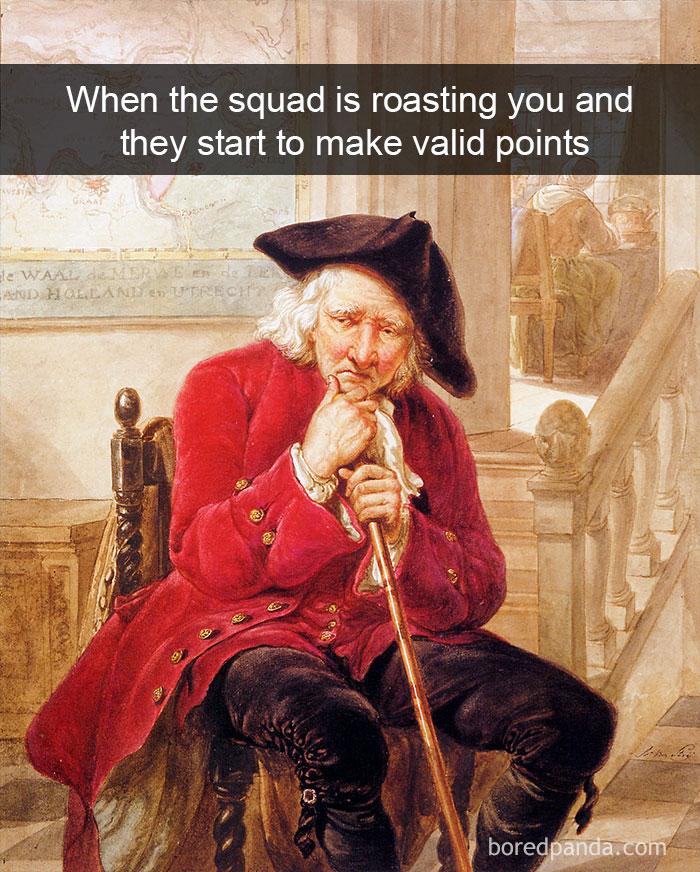 Art History Tweets
