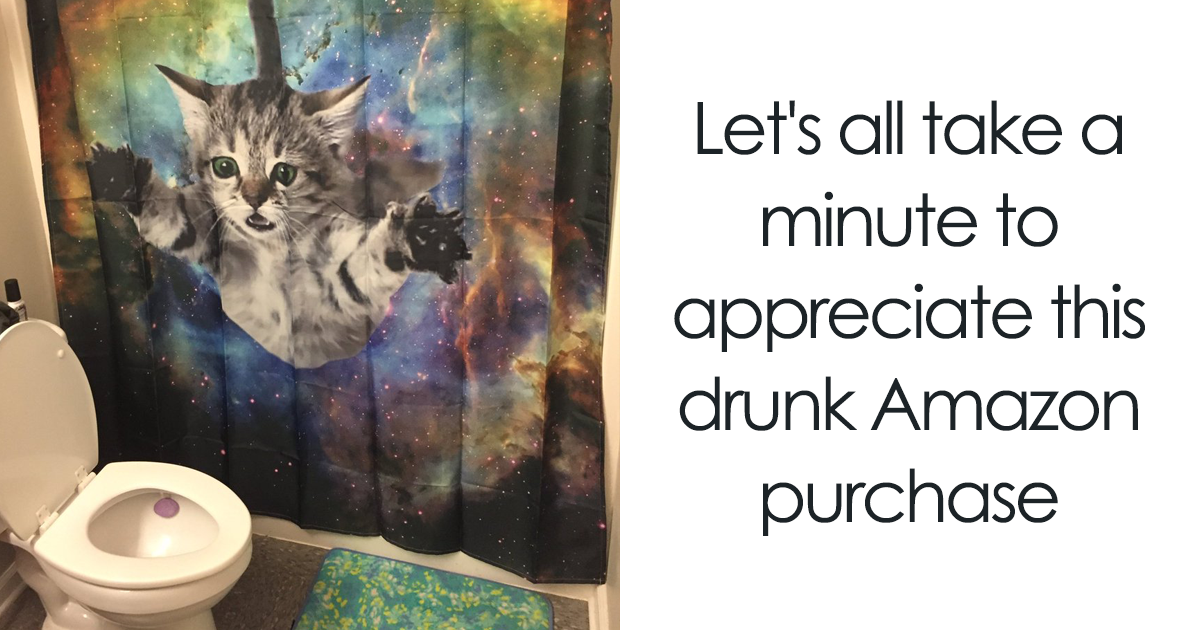 10+ Times People Shopped Online While Drunk And Regretted It Deeply