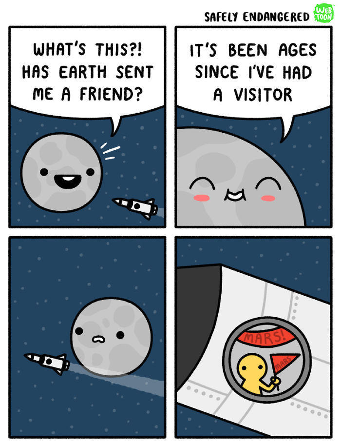 103 safely endangered comics that will make you laugh out loud