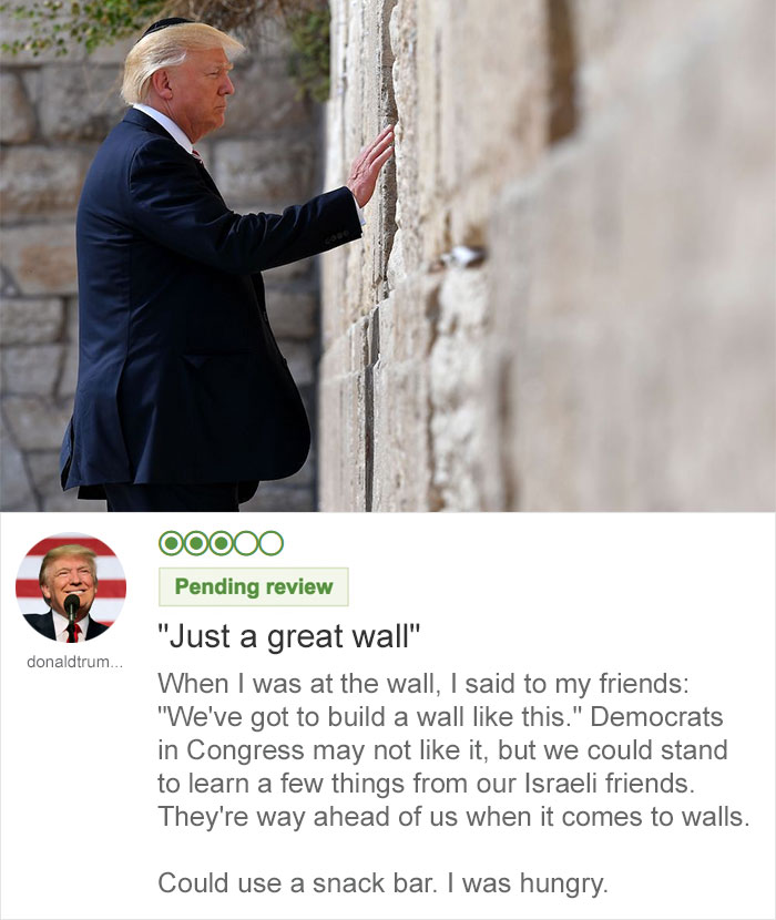 The Wailing Wall (Jerusalem, Israel)