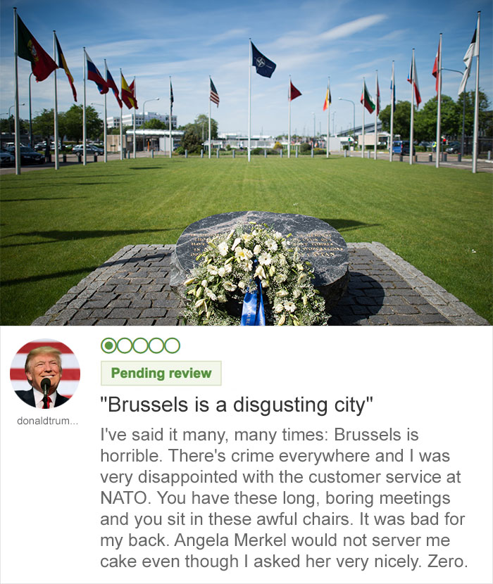 Nato Headquarters (Brussels, Belgium)