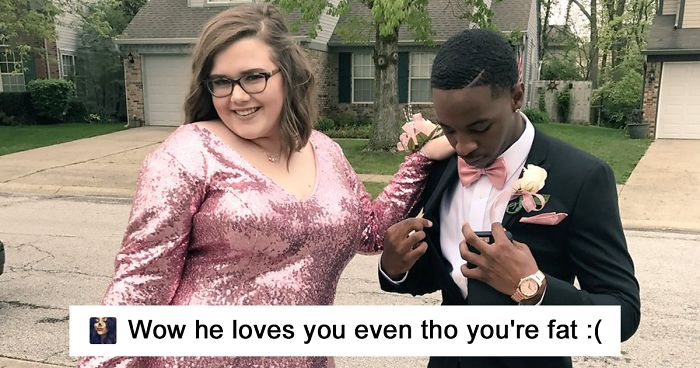 When Someone Called This Teen Fat, Her Boyfriend Had The Best Reaction
