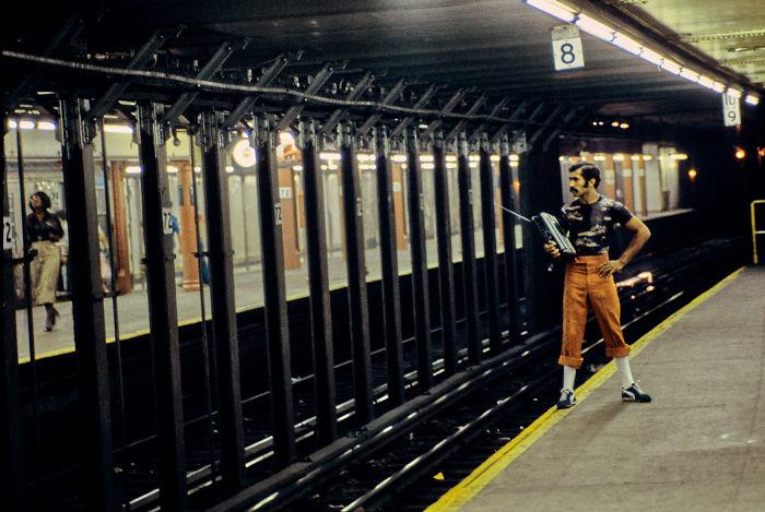 Underground Life Of 80s Nyc