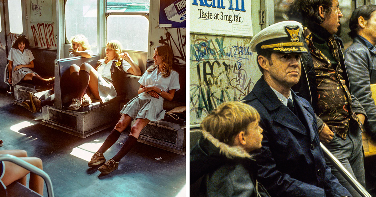 "Rare Photos Of NYC Underground In The 70's And 80's A.K.A ""Hell On Wheels"""