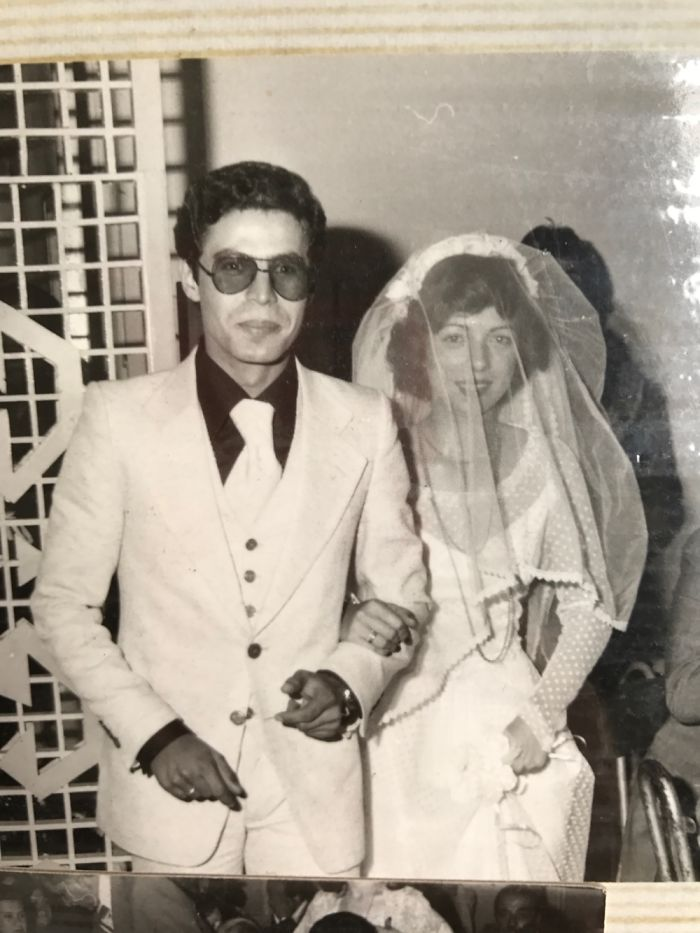 Today Is Their Anniversary! 39 Years! Wow!