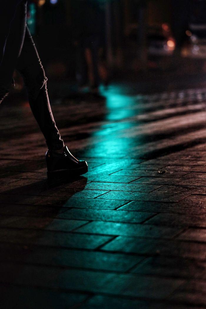 Şanghay'da bir gece...