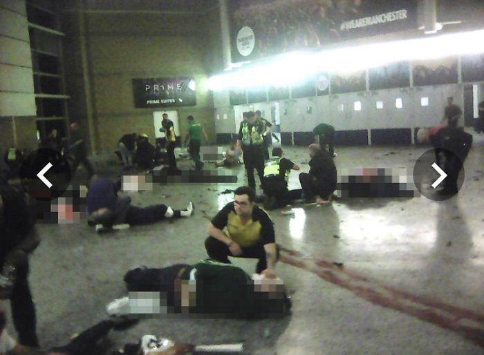Manchester Terror Attack Update