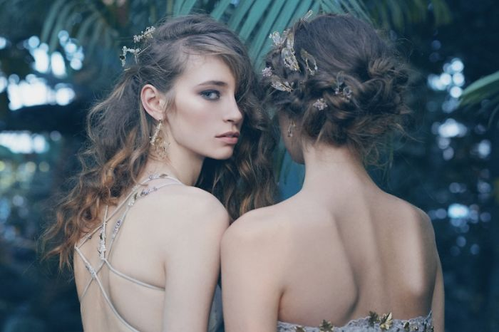 Beauty Inspired By Nature – Handmade Wedding Accessories From Lucja Zajac Atelier