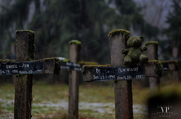 I Photographed This Insane Cemetery