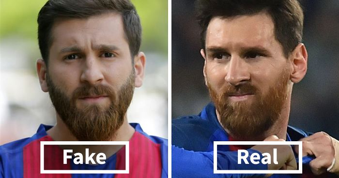8261aaa2287 Iranian Student Gets Arrested By Cops Because He Looks Exactly Like Lionel  Messi
