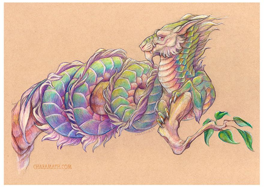 'jungle Dragon'