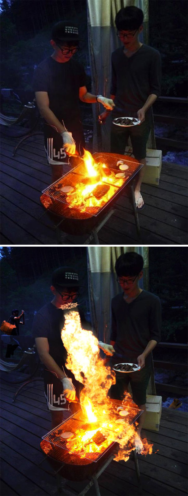 I Want You To Make Me Look Cool While Grilling