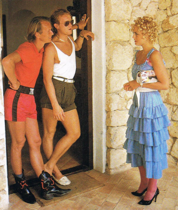 1970s Pics Of Men S Shorts Show A Forgotten Fashion Trend