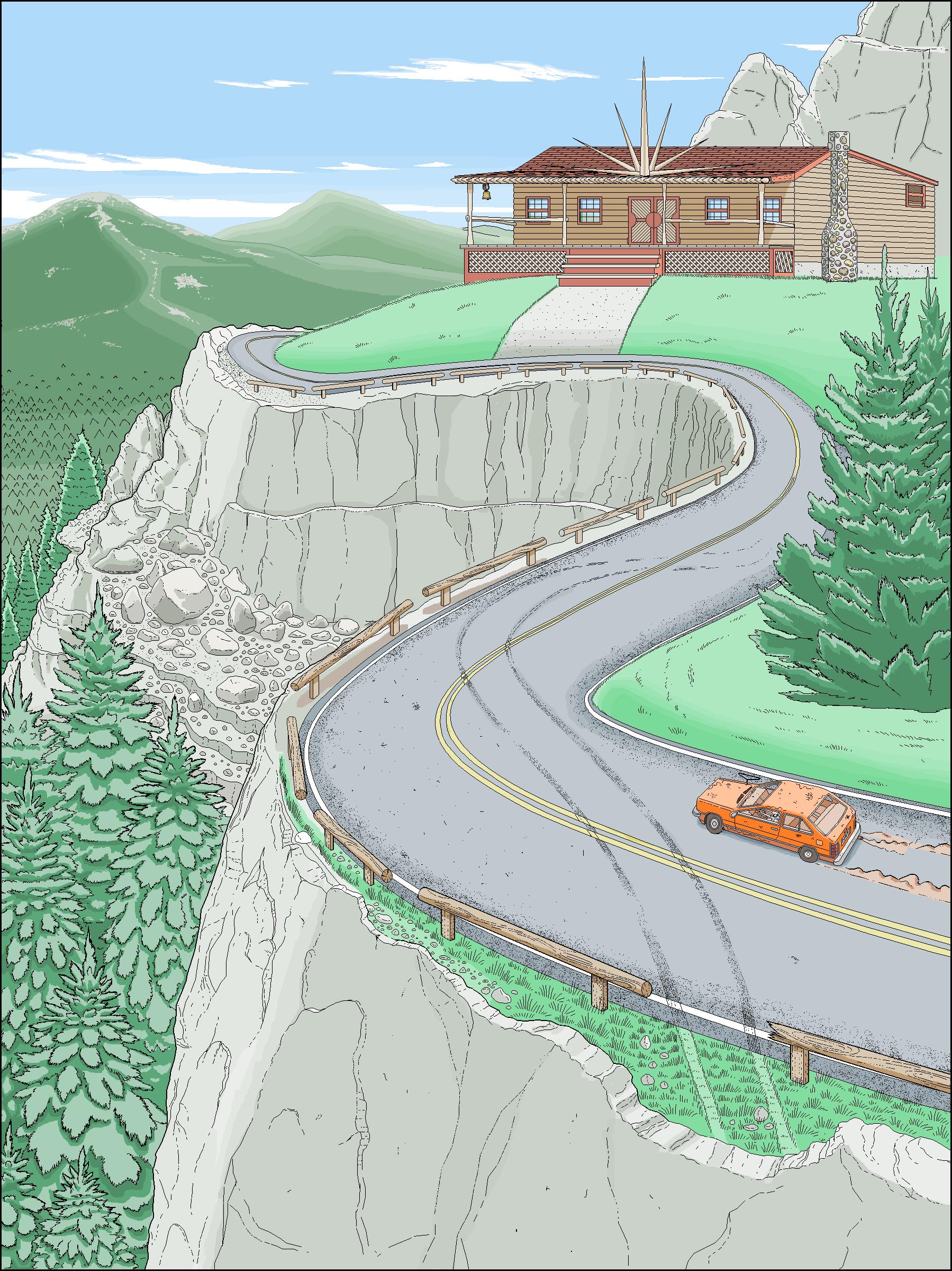 ilustrasi menggunakan Microsoft Paint