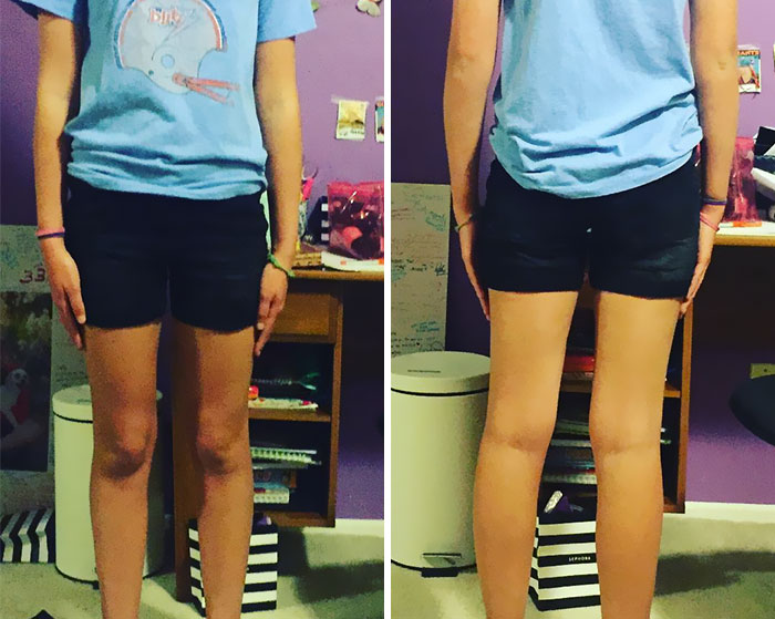 Mom Invites Principal To Go Shopping After Her Daughter Violates School's Ridiculous Dress Code