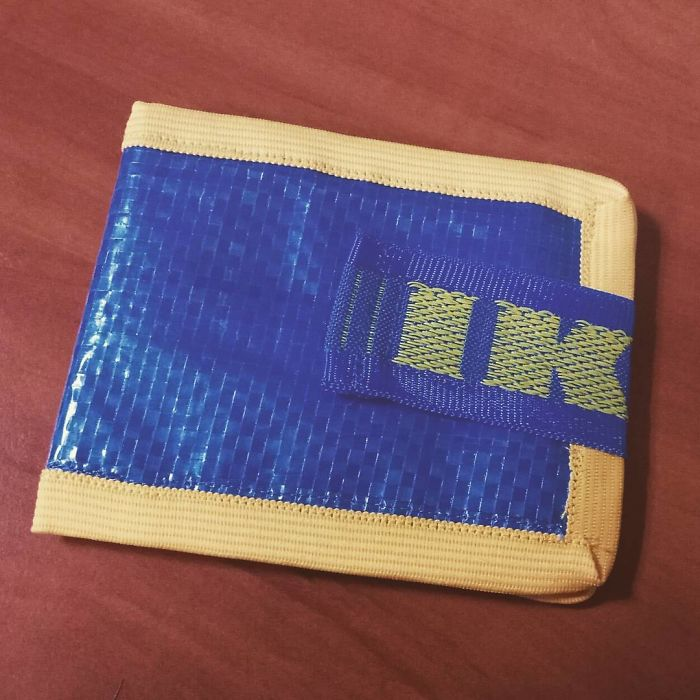 Little Ikea Wallet