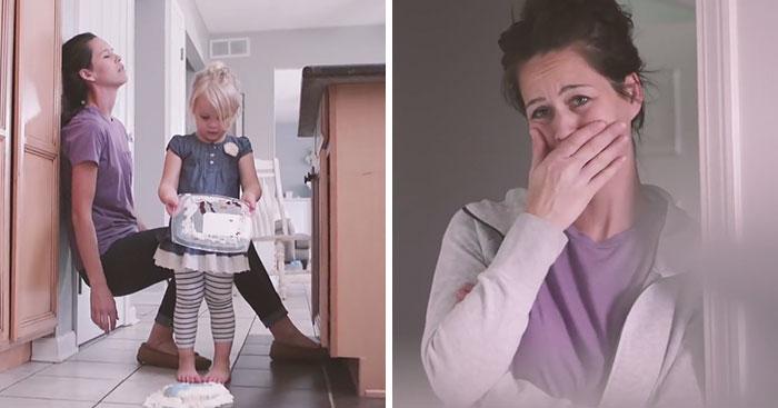 El mismo día visto desde la perspectiva de una madre y de su hija