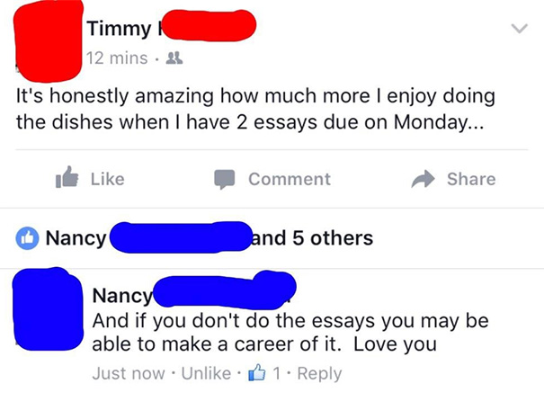 Savaged By My Own Grandma