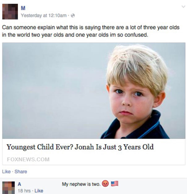 Jonah Is The Youngest Child Ever