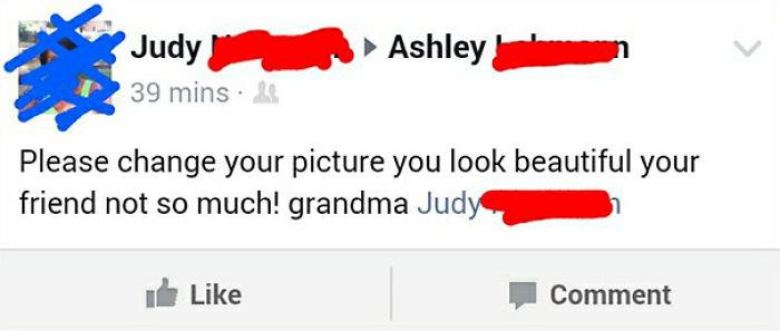Brutally Honest Grandma