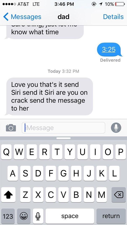 Send It Siri