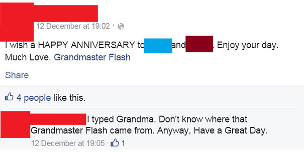 Grandmaster Flash Strikes Again