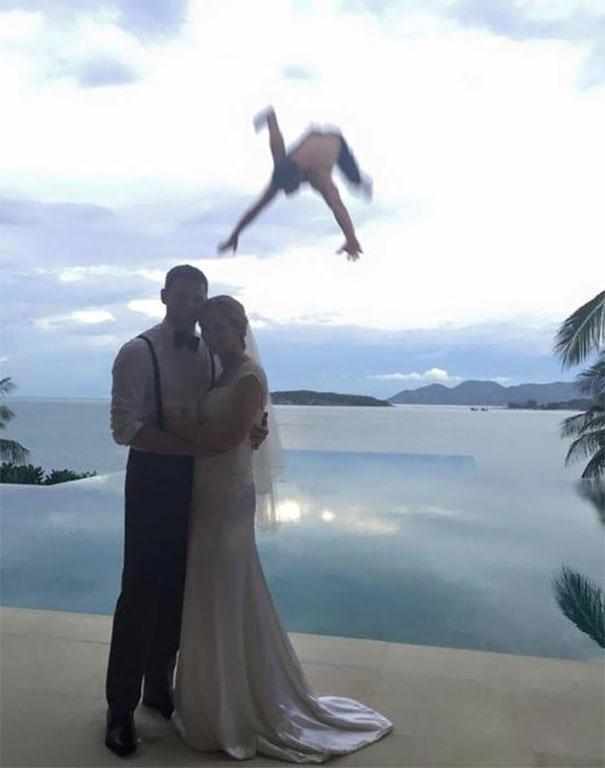 Wedding Crashing